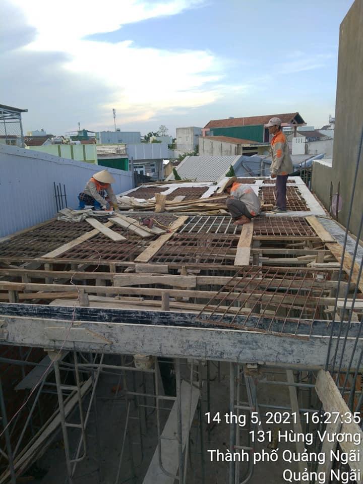 thi công xây dựng phần thô