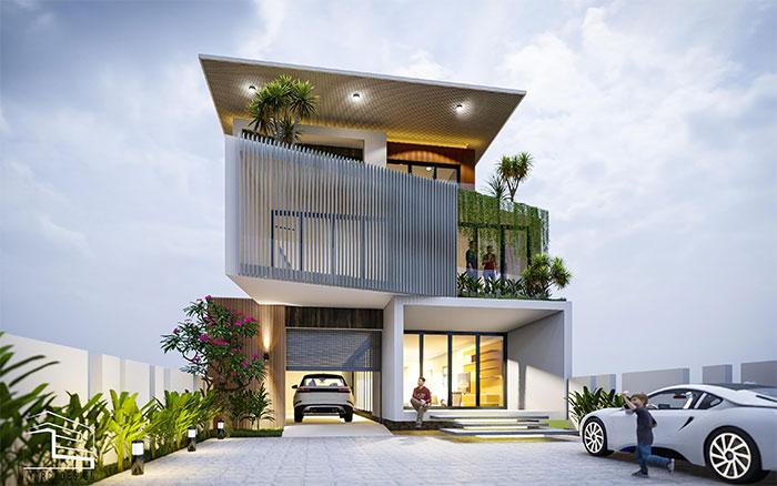 LyarchDesign - Đơn vị xây nhà nhà trọn gói uy tín tại Quảng Ngãi