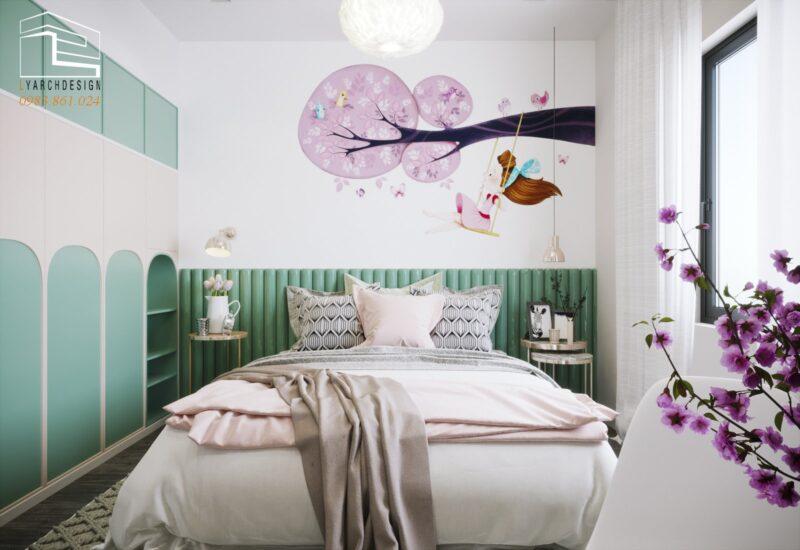 Phòng ngủ Master đẹp hiện đại
