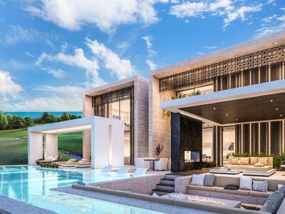 Những mẫu biệt thự có hồ bơi trong nhà đẹp ấn tượng