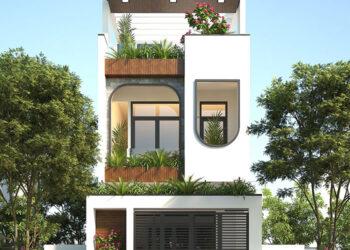 Mẫu nhà phố 3 tầng phường Quảng Phú được nhiều gia chủ yêu thích