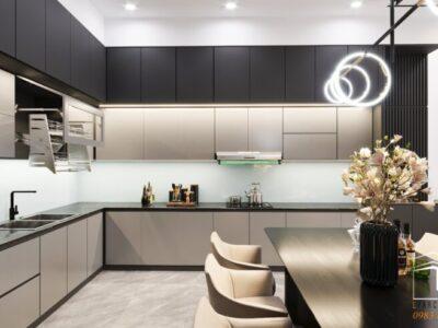 Thiết kế phòng bếp đẹp và hiện đại