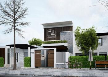 Nhà phố 2 tầng hiện đại khu An Phú Sinh